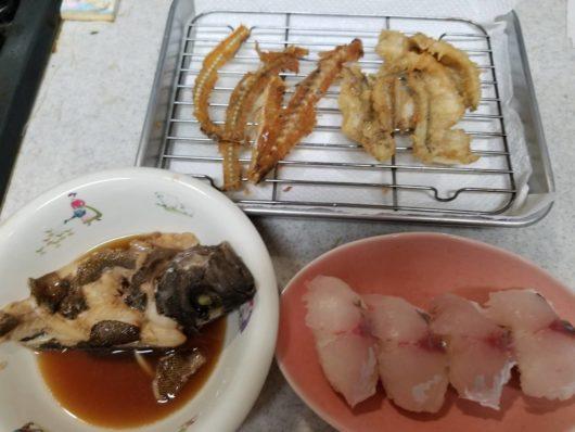 魚 捌く 料理
