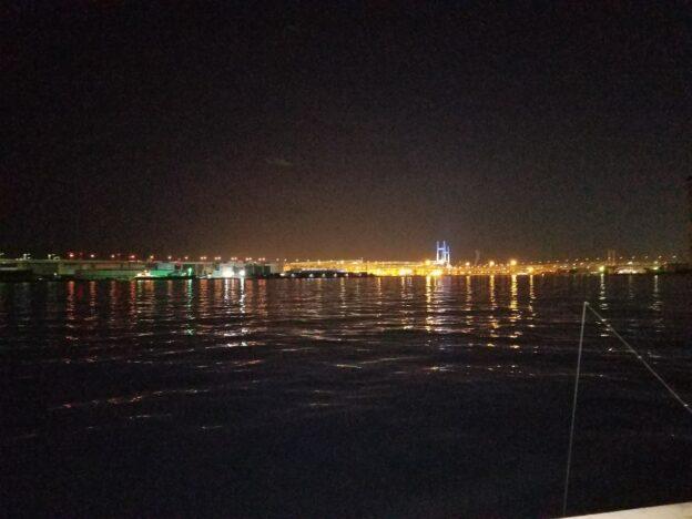 夜釣り ライト マナー
